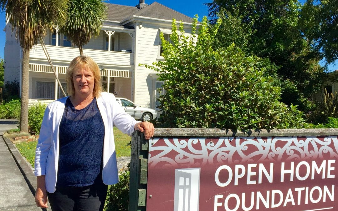 More home comforts for Open Home Foundation
