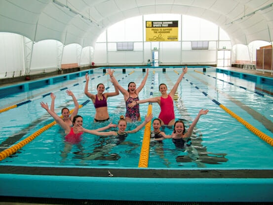 How Trust House has made a difference to swimming in Wellington