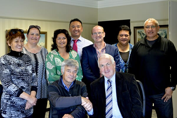 Tauranga and Masterton sign agreement on social housing
