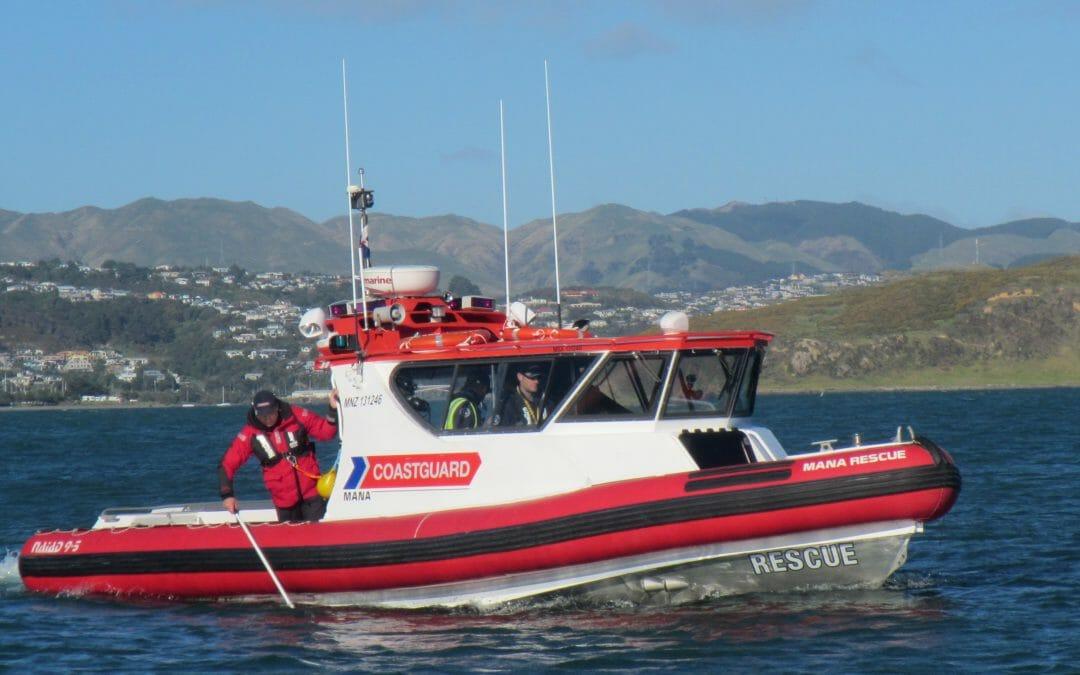 Coastguard Mana