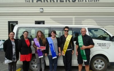 Pre-Shears Wool handling Event for Health Professionals