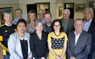Masterton Net Proceeds Committee meets with local grant recipients