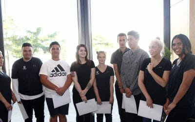 Employers embrace youth for work scheme