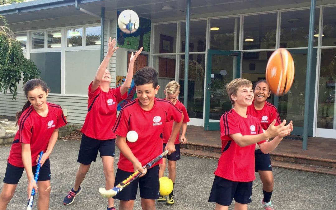 Wai Games create big stage for Years 7 & 8