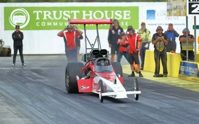 "More ""wow factor"" for drag track"