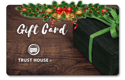 Trust House Christmas Gift Card