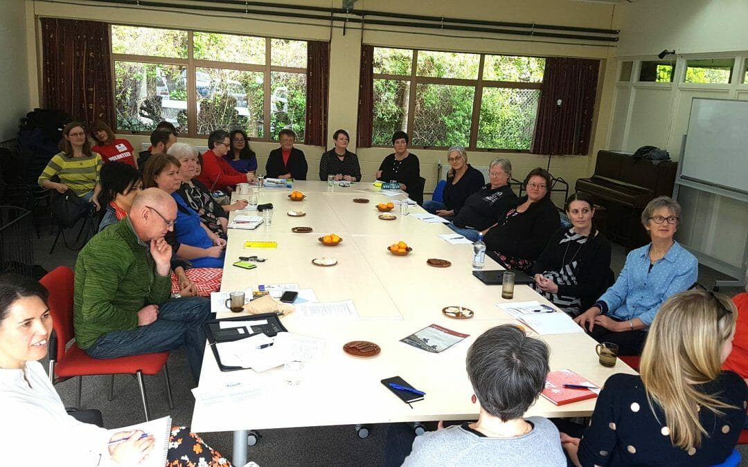 The Wairarapa Community Networks