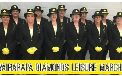 Wairarapa Diamonds Leisure Marching Team