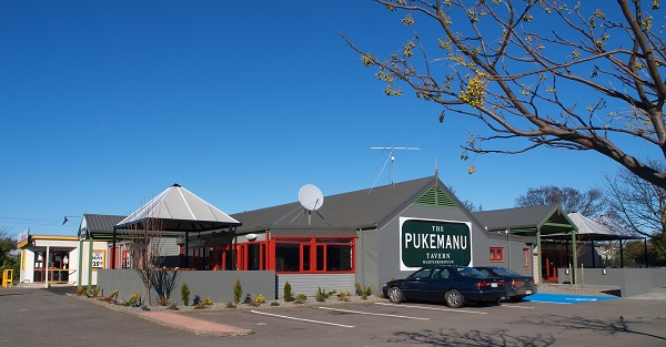 Pukemanu Bar and Eatery – Bar Manager