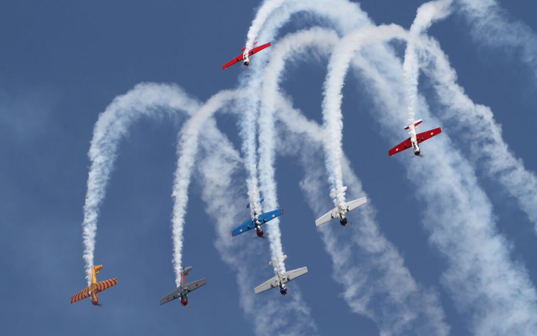 Wings Over Wairarapa Air Festival 2021