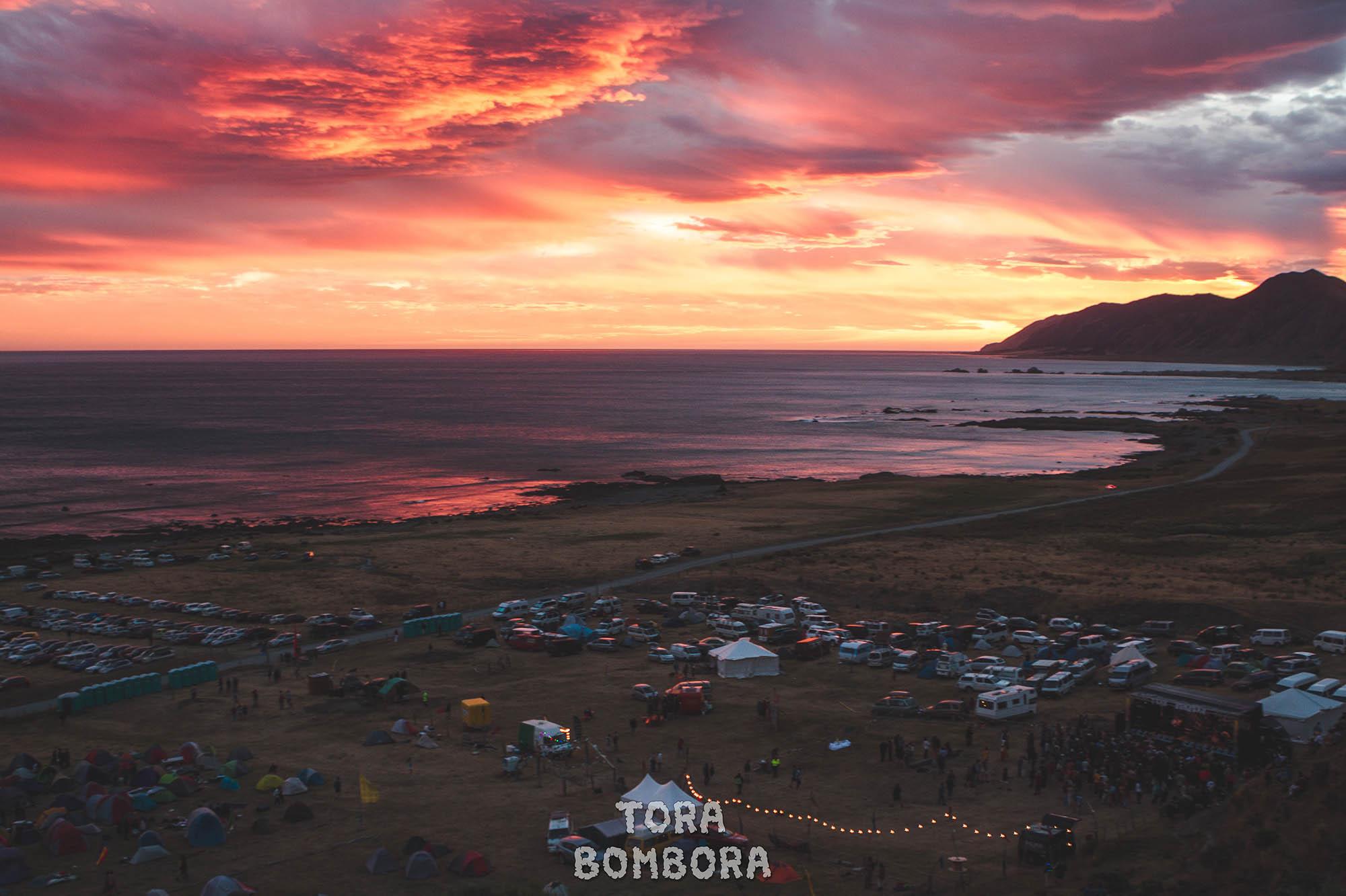 Tora Bombora